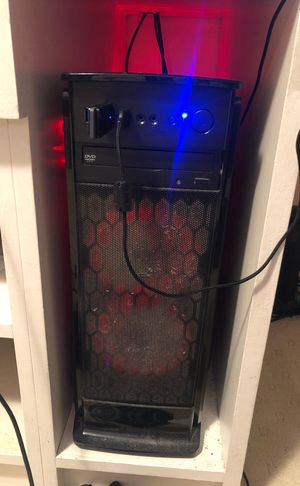 Gaming Desktop i7 7700k 48GB RAM GTX 1050 ti for Sale in Arcadia, CA