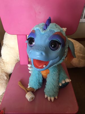 Furreal dragon for Sale in Bothell, WA