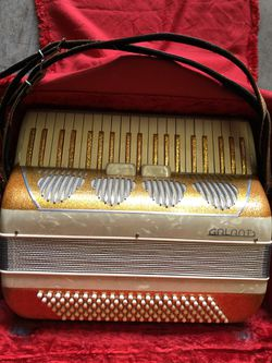 Galanti accordion for sale   Make Offer!!! for Sale in Monterey, CA