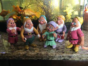 Disney Seven Dwarfs - circa 1976(?) for Sale in Orlando, FL