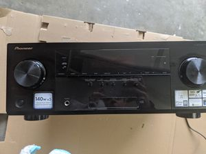 Speakers and pioneer receiver for home theater for Sale in Castle Rock, CO