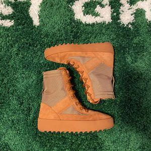 Yeezy Burnt Sienna Boots Season 3 for Sale in Atlanta, GA