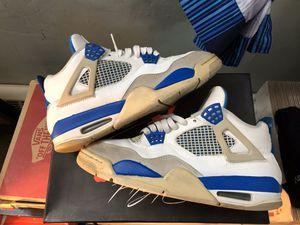Jordan 4 Military Blue 2012 for Sale in Boston, MA