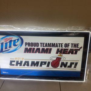 2012 Heat Championship Neon for Sale in Palm Beach, FL