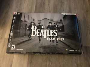 Beatles Rockband PS3 BNIB for Sale in Fremont, CA