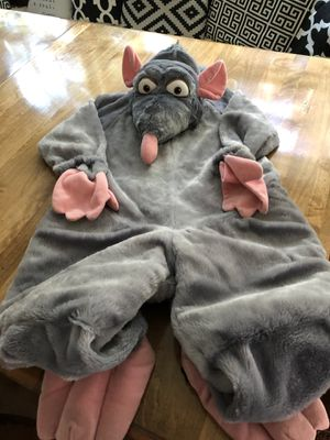 Kids ratatouille costume. Size xtra small. for Sale in Seattle, WA