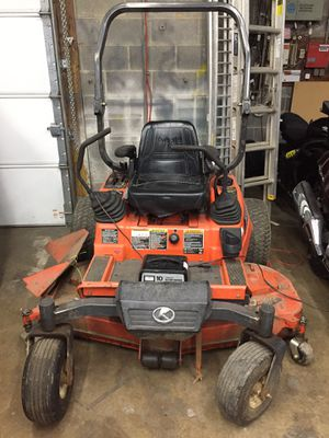 "Kubota ZD21 zero turn 60"" diesel mower for Sale in Rockville, MD"