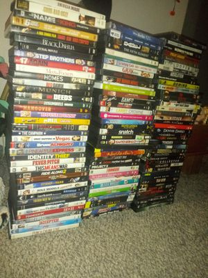 Dvds for Sale in Bonney Lake, WA