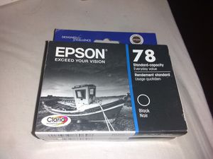 HP Epson ink 78... for Sale in Columbia, SC