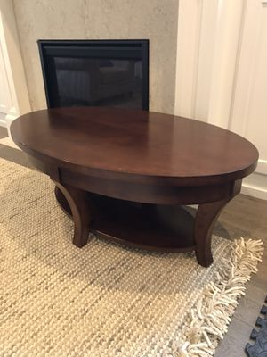 Coffee and console table set for Sale in Bellevue, WA