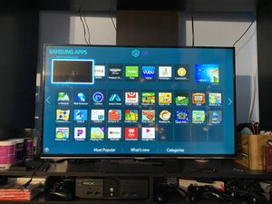 "Samsung 40"" smart TV for Sale in Woodbridge, VA"