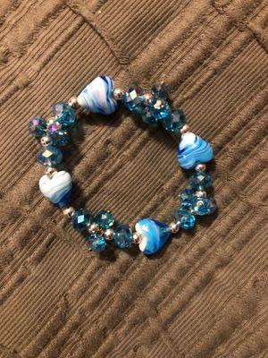 Glass Beaded Stretch Bracelet for Sale in Irwindale, CA