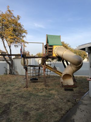 Swing set playground for Sale in Modesto, CA