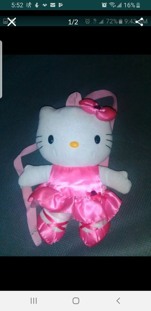 Hello kitty backpack for Sale in Lake View Terrace, CA