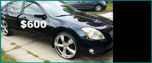 2004 Nissan Maxima only$600 for Sale in East Grand Rapids, MI