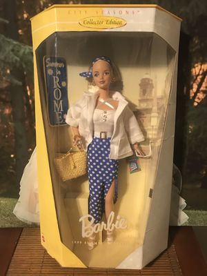 1999 Summer in Rome barbie collectors edition for Sale in Whittier, CA