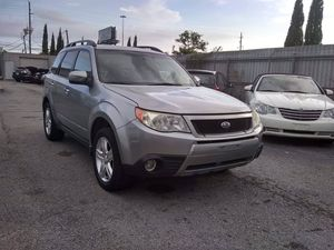 2009 Subaru AWD only 142k miles clean tittle and never flooded cash price $4994 for Sale in Houston, TX
