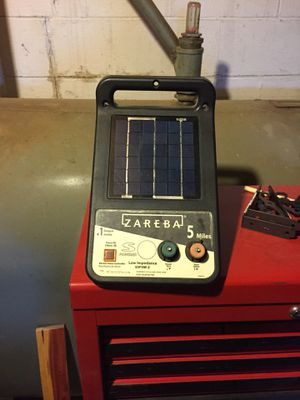 Solar box for an electric fence for Sale in Lakeside Park, KY