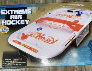 Extreme Air Hockey Table By Kids Play for Sale in West New York,  NJ