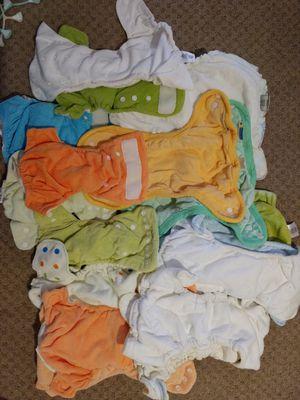 Fitted cloth diaper stash for Sale in Manassas, VA