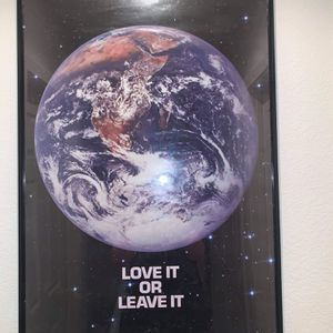 Love It Or Leave It Picture $10 for Sale in Henderson, NV