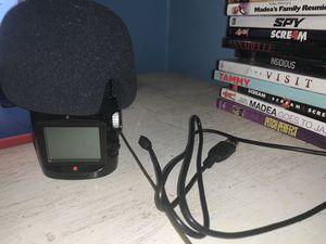 Zoom H2N Microphone for Sale in Kokomo, IN