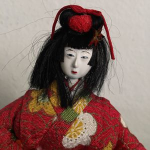Antique Japanese 日本 doll for Sale in Santa Ana, CA