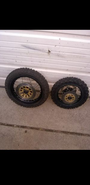 125 dirt bike tires for Sale in Baton Rouge, LA