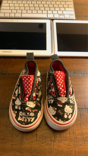 Vans hello kitty 5c for Sale in Anaheim, CA
