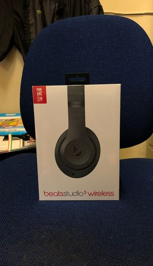 Beats studio 3 wireless headphones for Sale in San Diego, CA