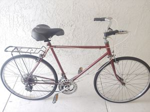 Raleigh 10 Speed Vintage Bike for Sale in Clearwater, FL