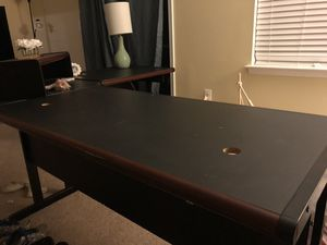 Large desk for Sale in Ashburn, VA