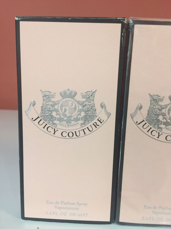 Authentic JUICY COUTURE 100 ml