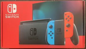 BRAND NEW Nintendo Switch for Sale in Beverly, MA