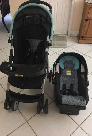 Stroller and car seat for Sale in Palm Springs, FL