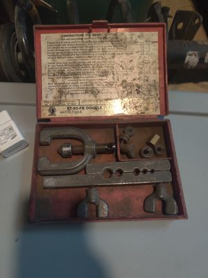 MAC TOOLS Double Flaring Tool Kit for Sale in Saint Cloud, FL