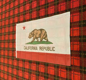 Brand new California Republic banner flag for Sale in Celina, OH