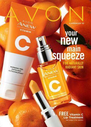 Free Avon Brochure for Sale in Los Angeles, CA