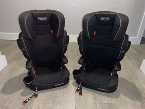 Booster car seat for Sale in Niederwald, TX