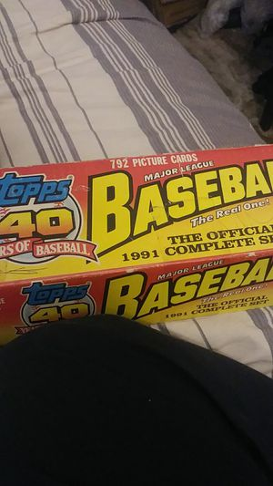Topps Baseball cards for Sale in Las Vegas, NV