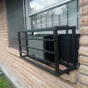 Burglar Bars (Air Conditioner Cages). for Sale in Houston, TX