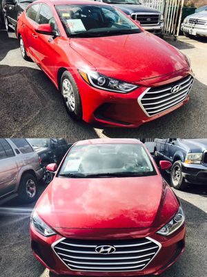 2017 Hyundai Elantra LOW DOWN for Sale in Bellaire, TX