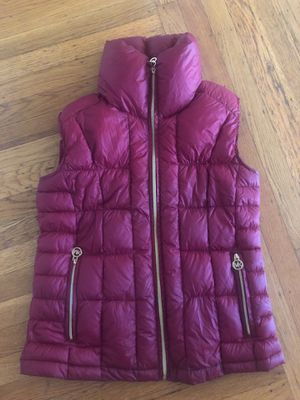 Michael Kors Scarlett Puffy Vest XS for Sale in San Francisco, CA