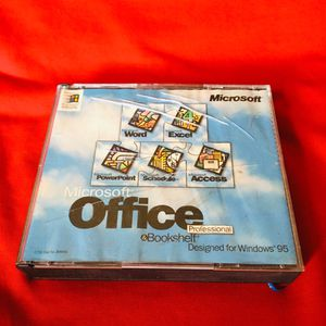 Mircosoft Office Professional (95) for Sale in Casa Grande, AZ