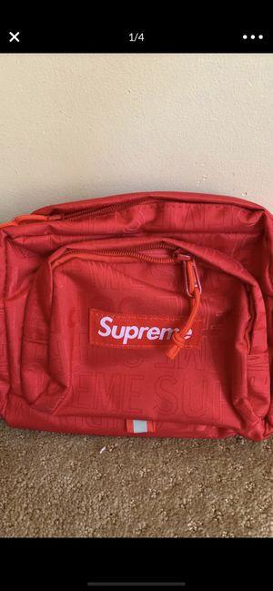 Supreme shoulder bag for Sale in Tempe, AZ