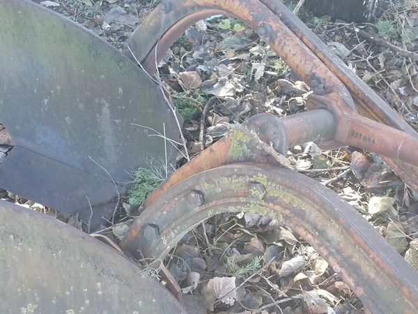 2 Hitch Ford Tractor Rear attachment