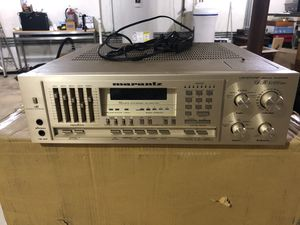 Vintage Marantz SR8100DC Reciever for Sale in Pingree Grove, IL