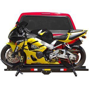 Black Widow Heavy Duty Steel Motorcycle Carrier – 600 lb. Capacity for Sale in Redmond, WA