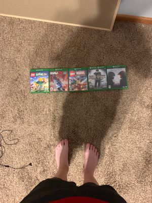 Xbox one games for Sale in Saint Joseph, MO