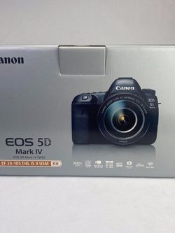 Camera Canon Eos 5D Mark 4 Full Set With Lots Of Accessories. Almost New. Used Only 1 Time. for Sale in Glendale,  CA